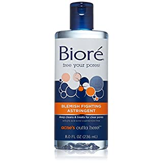 Biore Blemish Treating Astringent, 8 Ounce