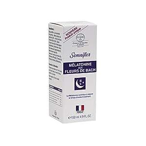 Elixirs & Co somniflor Melatonina en los flores de Bach 150 ml