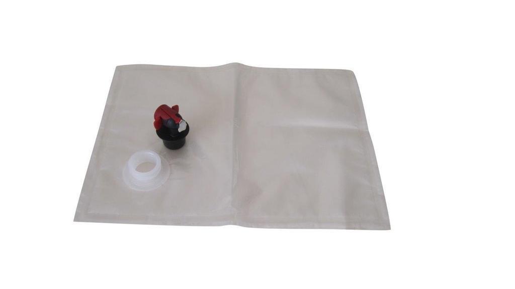 Juggage BIB Bag - (Pack of 5 Bags, 3 L Each) - Wine Making Supplies – Boxed Wine Bags – Long Term Bulk Food Storage - Factory Sterilized - Disposable Beverage Bag