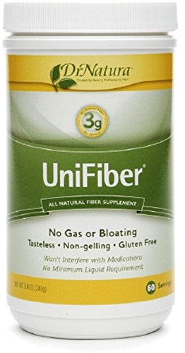 UniFiber by Dr. Natura 8.4oz (Pack of 12) by UniFiber