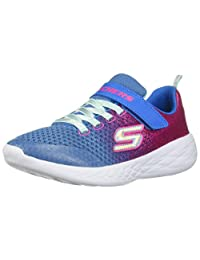 Skechers Girls GO Run 600-SPRINKLE Splash Sneakers