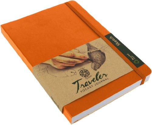 Pentalic Traveler Pocket Journal Sketch, 8