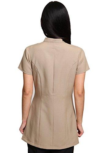 Abbigliamento Casacca Freya Cammello Donna Estetista nS4qSFg