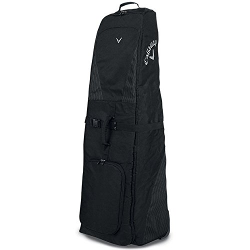 Callaway Golf Chev Stand Bag Travel Cover (Small, Black) (Callaway Chev Stand Bag compare prices)