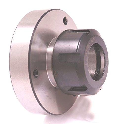 HHIP 3901-5036 ER-40 Collet Chuck, 100 mm Diameter x 42 mm Height