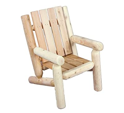 Cedarlooks 01004JR Kids Log Style Chair