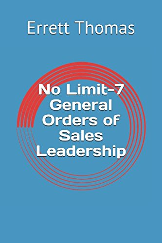 No Limit-7 General Orders of Sales Leadership Text fb2 ebook