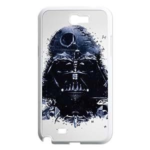 Samsung Galaxy N2 7100 Cell Phone Case White Star Wars EVL DIY Hard Case