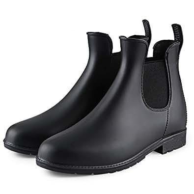 Amazon.com | Winter Warm Short Boots Stylish Water Ladies