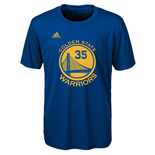 Kevin Durant Golden State Warriors 35 Nba Youth Climalite
