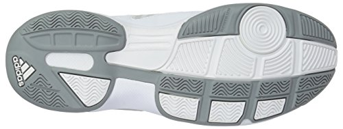 adidas Grey W Metallic Crazyflight White Performance Three Silver Women's Team 4Or4fPq