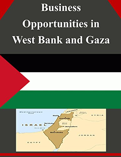 Business Opportunities in West Bank and Gaza Pdf