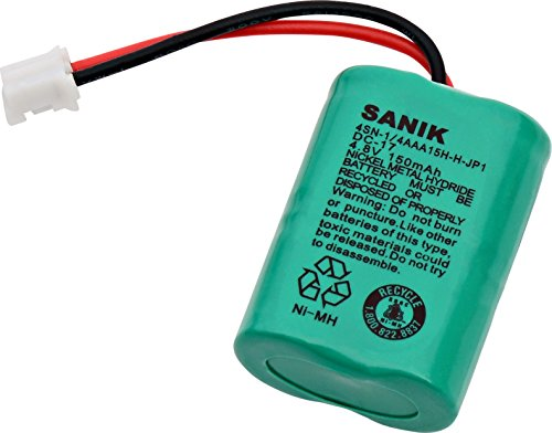 4.8V Replacement Battery for Sportdog Field Trainer SD-400 (Collar Camo Field Trainer)