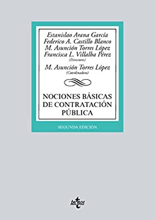 Nociones básicas de contratación pública (Derecho