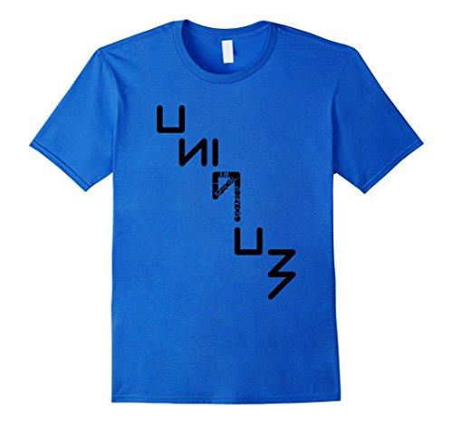 Unique Royal Blue T-Shirt - 3