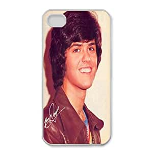 iphone4 4s Phone Case White Donny Osmond WQ5RT7451679