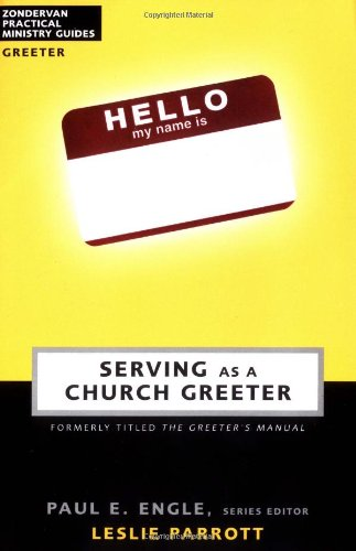 Download Serving as a Church Greeter pdf epub