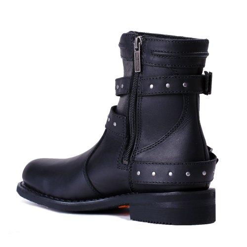 Harley-Davidson Harley-Davidson Chryse Black D87011 Damen Shoes