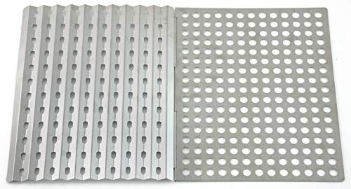 RGT Replacemen Mr. Bar-B-Q 06039Y for Stainless Steel Dual S