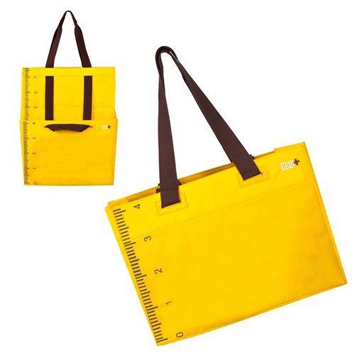 Balvi - Borsa Metro estensibile giallo 25350