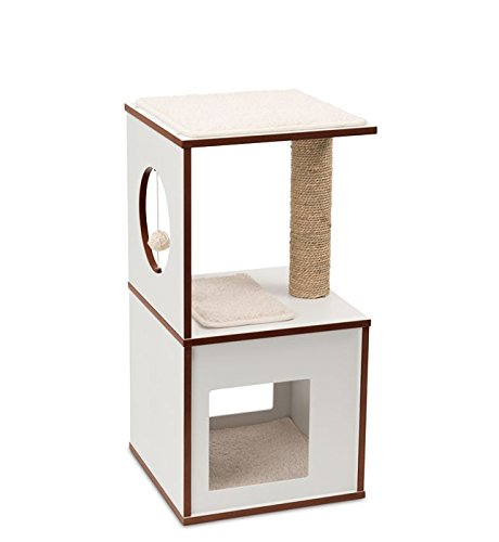 Vesper V-Box, Small, White