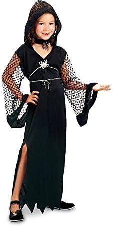 Disfraz de Viuda Negra para niña: Amazon.es: Juguetes y juegos