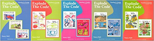 Explode the Code Set of 22--A, B, C, Books 1-8, Books 1 1/2-6 1/2 and 5 Keys Homeschool Kit in a Bag
