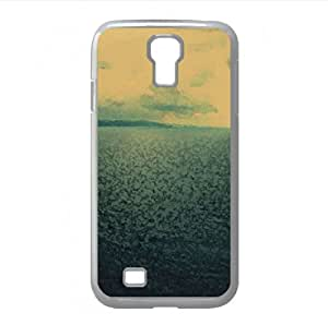 Sea Watercolor style Cover Samsung Galaxy S4 I9500 Case (Beach Watercolor style Cover Samsung Galaxy S4 I9500 Case)
