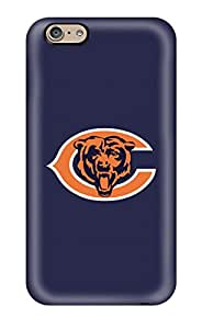 Durable Protector Case Cover With Chicago Bears Hot Design For Iphone 6