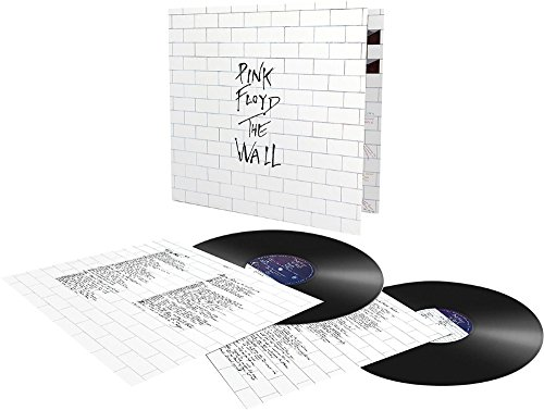 Vinilo : Pink Floyd - The Wall (180 Gram Vinyl, Gatefold LP Jacket, 2 Disc)