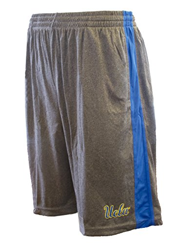 Colosseum Men's UCLA Bruins Cross II Basketball Short, Small - Ucla Football Rose Bowl