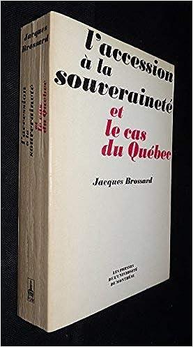 Québec, vers la souveraineté?