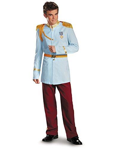 Prince Charming PRESTIGE Halloween Costume