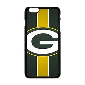 QQQO Green Bay Packers 3 Hot sale Phone Case for iPhone 6 Plus Kimberly Kurzendoerfer