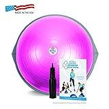 Bosu Pro Balance Trainer, Pink