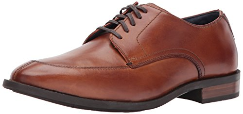 Cole Haan Men's Edison Split Ox II Oxford, British Tan, 12 Medium (Split Toe Oxfords)