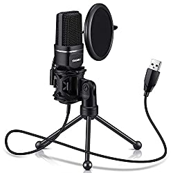 USB Microphone for Computer - Plug &Play Computer ...