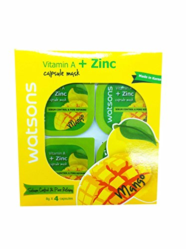 Zinc Pore Refining Mask - 5