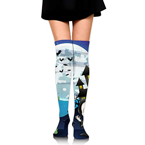 HFJDLSK Knee High Compression Socks Men & Women