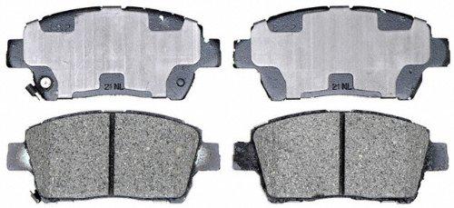 Raybestos SGD822C Service Grade Ceramic Disc Brake Pad Set