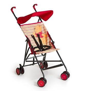 Hauck Disney Baby Sun Plus Buggy Summer Pushchair with Mickey Geo Print, Blue 113752