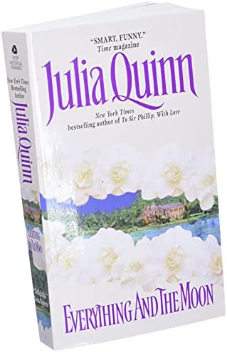 Read Everything And The Moon The Lyndon Sisters 1 By Julia Quinn