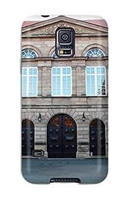 (qfLOdyj974rWLeW)durable Protection Case Cover For Galaxy S5(schloss Burgfarrnbach)