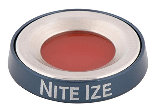 Nite Ize Original Steelie Magnetic Phone Socket Plus - Additional Magnet for Larger Phones Using Steelie Phone Mounting Systems by Nite Ize