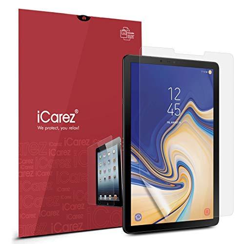 iCarez [Anti-Glare] Matte Screen Protector for Samsung Galaxy Tab S4 10.5 Premium Easy to Install