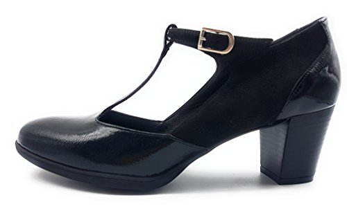 Escarpins Escarpins Noir Modabella Modabella Pour Noir Pour Femme Femme HXZT4qwZ