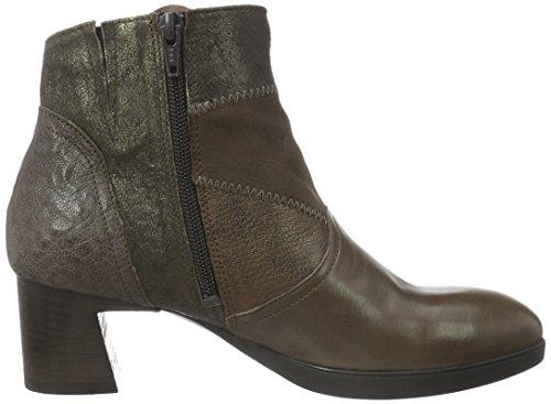 Think! Women's MEA Ankle Boots Brown (Kred / Kombi 23) jkEDOkvOyO