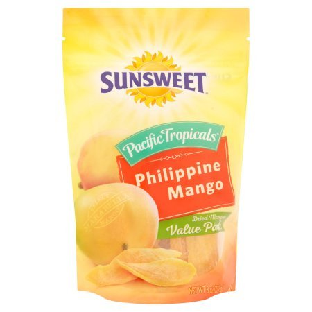 PACK OF 8 - Sunsweet Phillipine Grown Mango, 9 Oz by Sunsweet (Image #1)