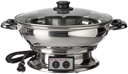 The Original Shabu Shabu Hot Pot w BBQ Grill by City ST