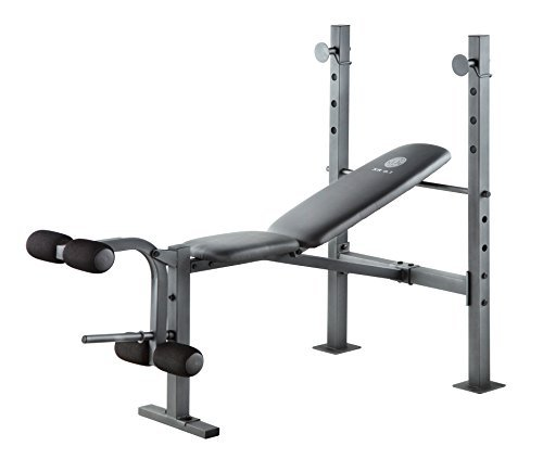 (Gold's Gym XR 6.1 Weight Bench)